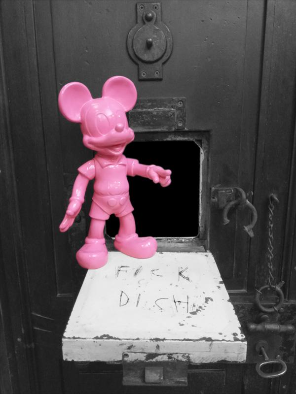 die rosa rote dich Maus von Cuno Sauerteig